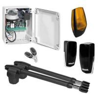 Kit automatizare poarta batanta Motorline LINCE600-24V-KIT 2x4m uz intensiv