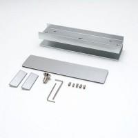 Suport pentru montarea contraplacii magnetilor de 280 Kgf pe usi de sticla MBK-280U