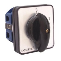 Comutator cu came 0-1 2P 1 etaj 32A Comtec MF0002-11140
