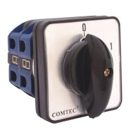 Comutator cu came 0-1 3P 2 etaje 160A Comtec MF0002-11380
