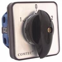 Comutator cu came 1-0-2 1P 1 etaj 25A Comtec MF0002-11530
