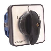 Comutator cu came 1-0-2 1P 1 etaj 125A Comtec MF0002-11570