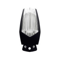Lampa LED de semnalizare Motorline MP105, flash, IP54, culoare alba