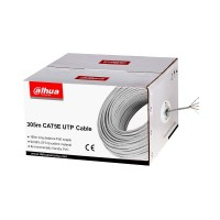 Cablu UTP cupru Dahua PFM920I-5EUN 305m, alimentare PoE maxim 160m