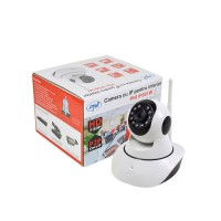 Camera supraveghere cu IP PNI IP801W, P2P, PTZ, wireless, Onvif, slot card microSD