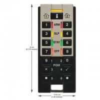 Telecomanda-tastatura comunicatie bidirectionala Paradox REM3