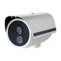 Camera Analogica OEM RLG-BA7FM, CVBS, Bullet, 700TVL, CMOS 1/3 inch, 3.6mm, 1 Array LED, IR 10m, Carcasa Metal No Logo