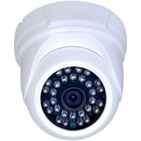 Camera RLG-D1FM3, AHD, Dome, 1MP 720p, CMOS OV 1/4 inch, 3.6mm, 30 LED, IR 30m, Carcasa plastic No Logo