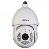 Speed Dome IP Dahua SD6C430U-HNI 4MP, 4.5-135mm, IP66, IR 100m, WDR 120dB, microSD, autotracking