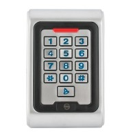 Controler de acces multifunctional Silin SK-8EM-W antivandal, IP68, 125kHz EM