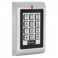 Controler standalone SK1 cu tastatura si card, antivandal, IP66, 2 relee