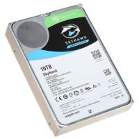 HDD 10 TB Seagate Skyhawk Video ST10000VX0004 dedicat pentru sistemele de supraveghere video