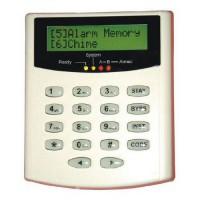 Tastatura LCD adresabila Cerber KP-16LCDL-G