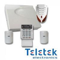 Teletek KIT 3  CA 62 LED EXT