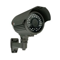 Camera AHD Videomatix TurboVTX 2150HQ 2MP, FullHD, IR 50m, IP66, 2.8-12mm