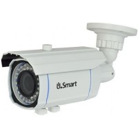 Camera U.Smart UB-601, 4-in-1, Bullet, 1MP 720P, CMOS OV 1/4 inch, 2.8 - 12mm, 42 LED, IR 40m, Carcasa metal
