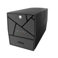 UPS nJoy Keen 1500 USB UPLI-LI150KU-CG01B Capacity 1500 VA / 900 W Simulated sinewave Auto-Restart while AC is recovering Auto-Charge