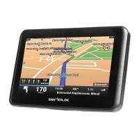 "GPS Serioux, Urban Pilot UPQ430, 4.3"" TFT, rezolutie: 480*272, Mstar2531 800MHz, 128 MB DDR3 RAM, memorie interna 4GB, baterie"
