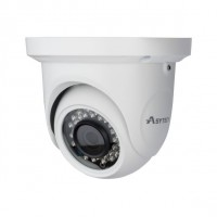 Camera 4 in 1 dome Asytech VT-A18DF20-2S Hibrida TVI / AHD / CVI / Analogica, 2.8mm, IR 20m, IP66