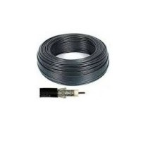 Cablu coaxial siamez cu cablu de alimentare W90S/100