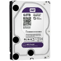 HDD 6 TB AV-GP Western Digital WD60PURX