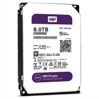 HDD WD Purple Surveillance, 8TB, 5400RPM, SATA 3