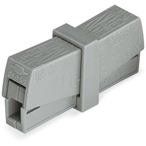 Set 10 conectori 1 pol Wago 224-201