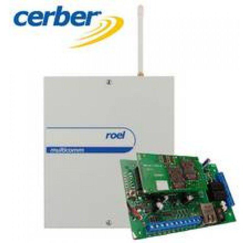 Centrala de avertizare Cerber C82 IP/GPRS - COMBO
