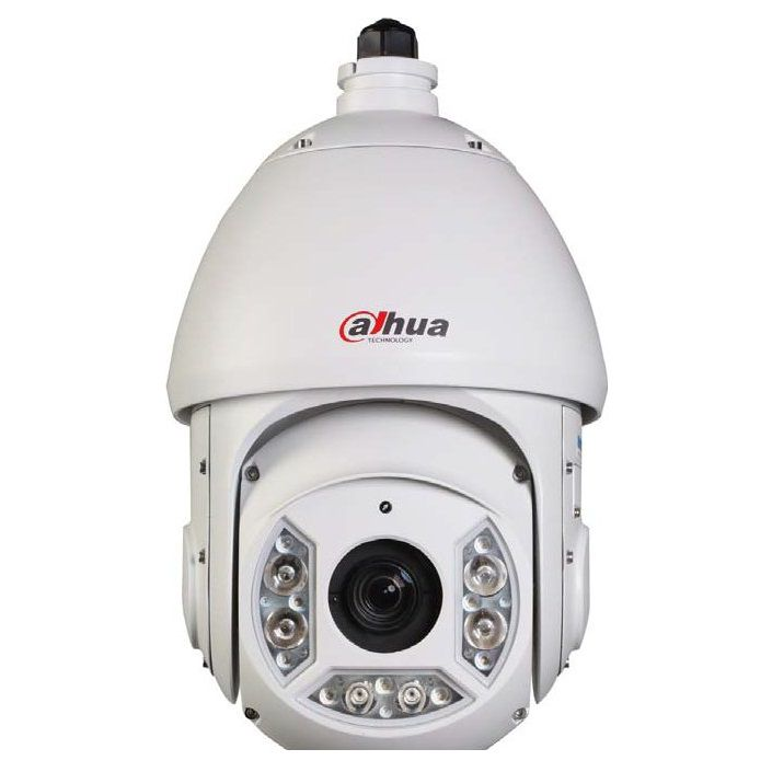 Camera Speed Dome De Exterior 650tvl Cu Ir Dahua Sd6c23e-h