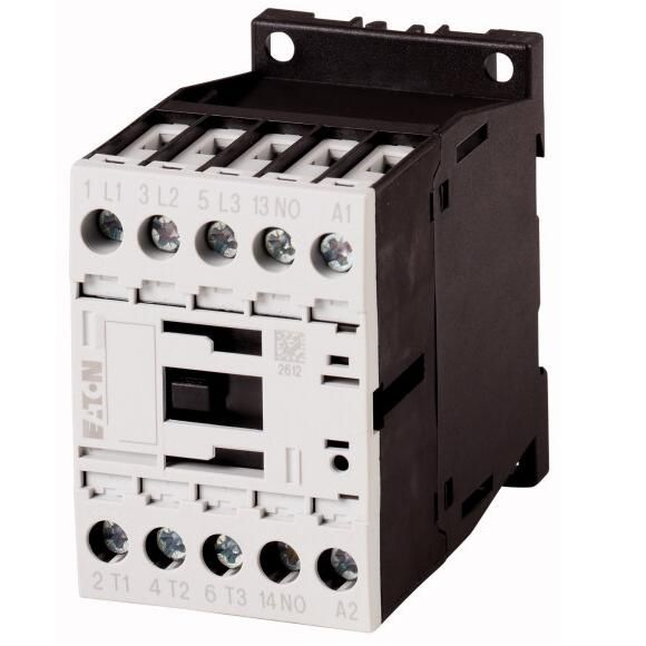 Contactor Eaton-DILM7-10(230V-50HZ 240V-60HZ) 3KW regim AC-3