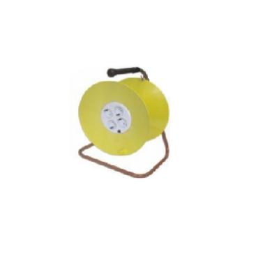 Tambur fara cablu cu 4 prize schuko Adeleq 31-001