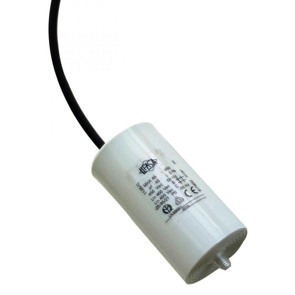 Condensator pentru motoare 45mF Lifasa 32-117