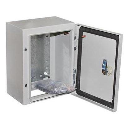 Dulap metalic + contrapanou 400x300x200 IP56 Freder 32-400/40
