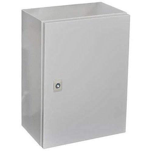 Dulap metalic + contrapanou 800x600x250 IP56 Freder 32-400/80
