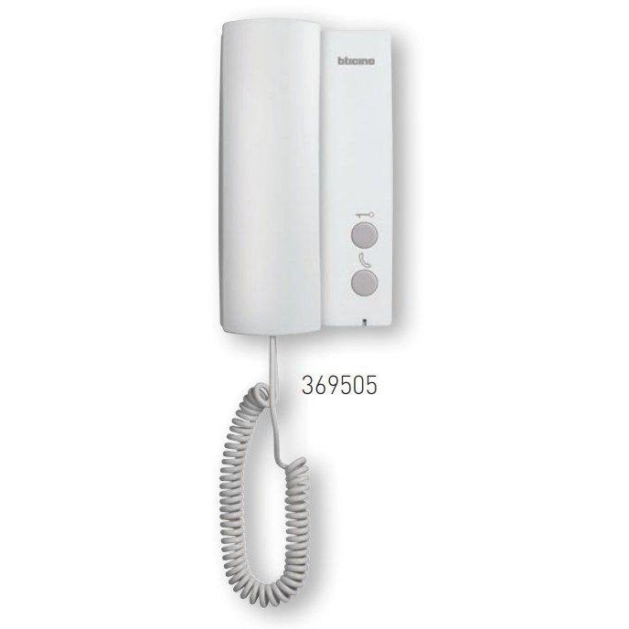 Unitate Interioara Audio Suplimentara Cu Receptor Legrand 369505