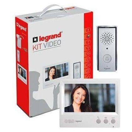Kit videointerfon Legrand 369580 cu ecran de 7 inch