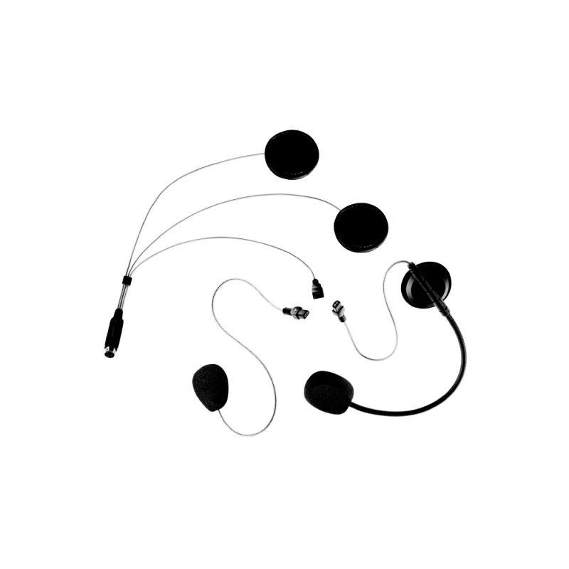 Casti Cu Microfon Moto Albrecht Pentru Casca Deschisa Si Casca Inchisa Cohs Cod 41932