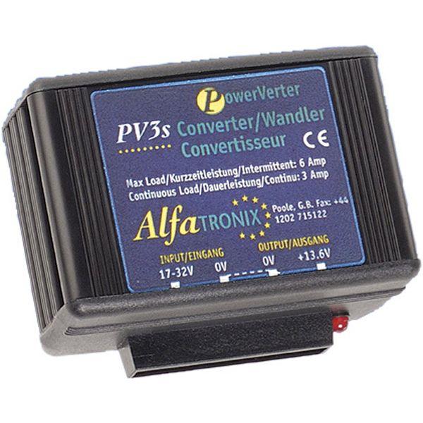 Convertor 24-12v Albrecht Pv 3s Curent Nominal 3a