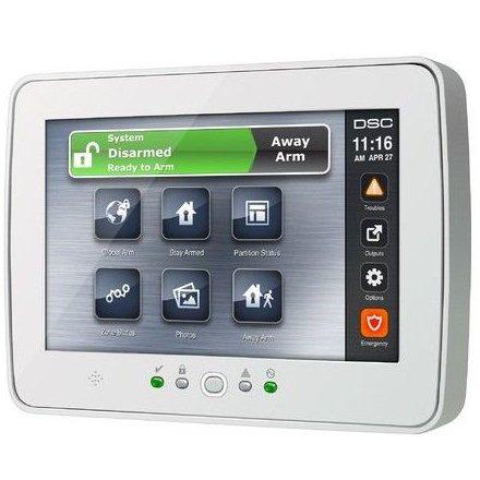 Tastatura DSC PTK5507W