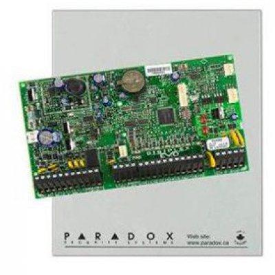Centrala Digiplex Evo Paradox EVO192 cu cutie metalica si transformator
