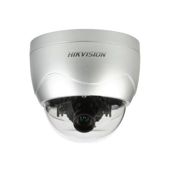 Dome Exterior Ip Hikvision Ds-2cd712pf-e 540tvl