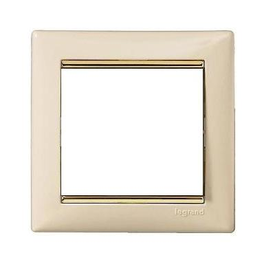 Rama Ornament 1 Post Fildes/auriu Valena Legrand 774151