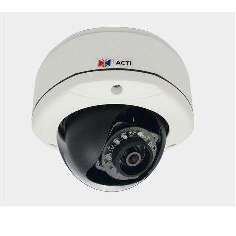 Camera Ip Acti E74a