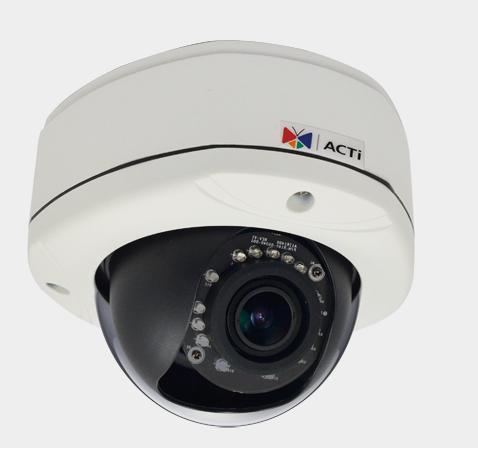 Camera Ip Acti E85a