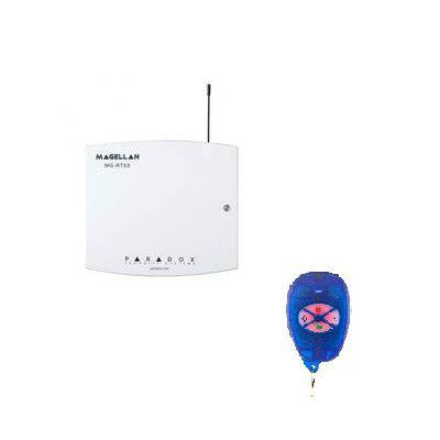 Receptor Wireless Cu Telecomanda Paradox Rtx 3+rem 1