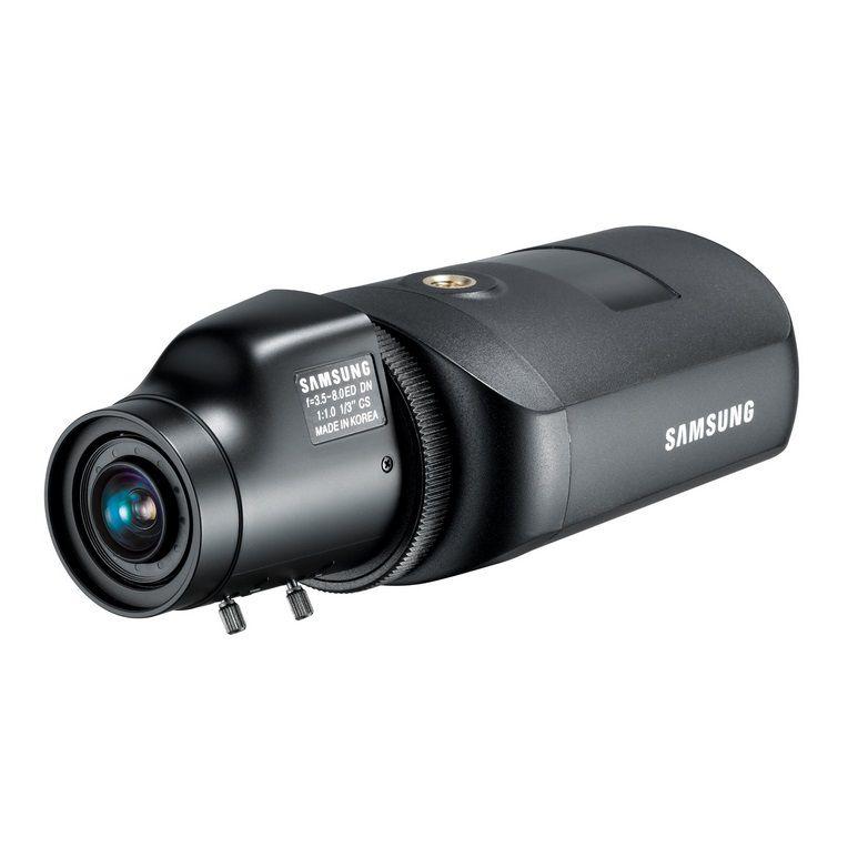 Camera De Supraveghere Tip Box Pentru Interior Samsung Scb-1001pd