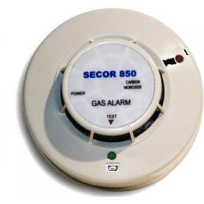 Detector monoxid de carbon Primatech SECOR 850/12V
