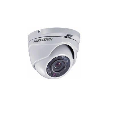 Camera De Supraveghere Pentru Exterior. Tip Dome Hikvision Ds-2ce55c2p-irm 720tvl