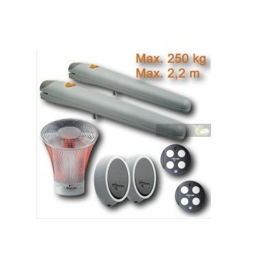 Kit Automatizare Porti Batante Mhouse Wg2s