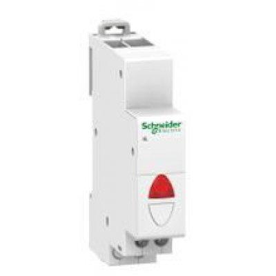 Lampa de semnalizare modulara IIL Rosu Schneider A9E18320